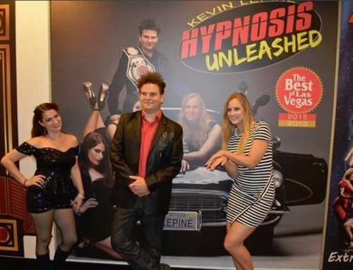 Second year of my Las Vegas Hypnosis Show