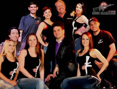 Hypnosis Unleashed welcome the Gun Garage to the show