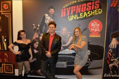 Kevin Lepine and Emily Lepine and Norma Wood of Hypnosis Unleashed