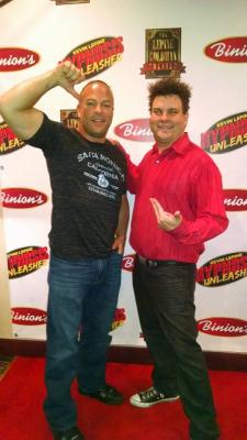 WWE ECW Champion RVD Stops by Hypnosis Unleashed