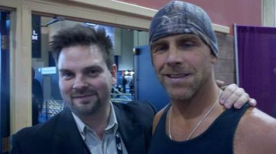 Kevin Lepine of Hypnosis Unleashed with WWE Hall of Famer Shawn Michaels