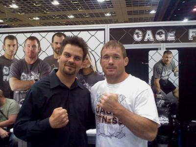 UFC Hall of Fame Fighter and Comedy Las Vegas Hypnotist